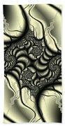 Viral Spiral Flagella Bath Towel