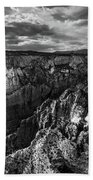 Virgin River Canyon, Zion National Park Hand Towel
