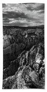 Virgin River Canyon, Zion National Park Bath Towel
