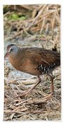 Virginia Rail Bath Towel