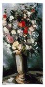 Vlaminck: Summer Bouquet Bath Towel