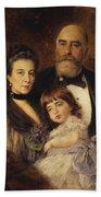 Volkov Manzei Family Makarov. 1890 Bath Towel