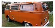 Volkswagen Bus T2 Westfalia Bath Towel