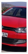 Volkswagen Polo Bath Towel