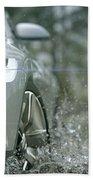 Volvo Xc Coupe Concept Bath Towel