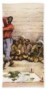Voodoo Dance, 1885 Bath Towel