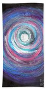 Vortex Of Love 2 Light Is Wave And Particle Bath Towel