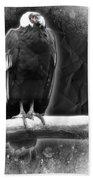 Vulture Hand Towel