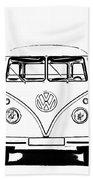 Bus  Hand Towel