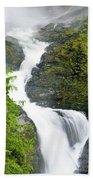 Wallace Falls Bath Towel