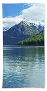Wallowa Lake Oregon Bath Towel