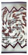 Wallpaper 3 Bath Towel