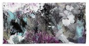 Wanderlust- Abstract Art By Linda Woods Hand Towel