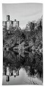 Warkworth Castle Bath Towel