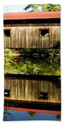 Warner Covered Bridge Bath Towel