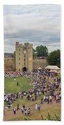 Warwick Castle Bath Towel