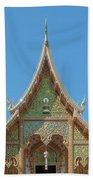 Wat Suan Prig Phra Wihan Gable Dthcm2391 Hand Towel