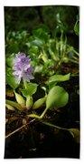Water Hyacinth Bath Towel