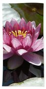 Water Lily 2 Bath Towel