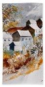 Watercolor 015032 Bath Towel