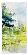 Watercolor 111141 Bath Towel
