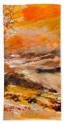 Watercolor 115011 Bath Towel
