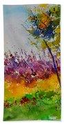 Watercolor 119060 Bath Towel