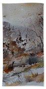 Watercolor 900140 Bath Towel