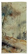 Watercolor  902190 Bath Towel