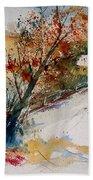 Watercolor 908002 Bath Towel