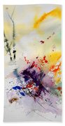 Watercolor  908090 Bath Towel
