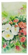 Watercolor Series 4 Bath Towel