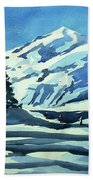 Watercolor3977 Bath Towel