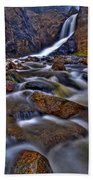 Waterfall Canyon Vertical Bath Towel