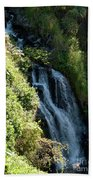 Waterfall I Bath Towel