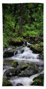 Waterfall Medley Bath Towel