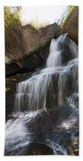 Maine Waterfall Bath Towel