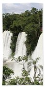 Waterfall Wonderland Bath Towel