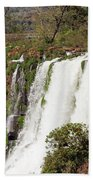 Waterfalls Bath Towel