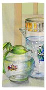 Waterfest Love Bath Towel
