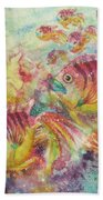 Watery World 2 Bath Towel