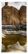 Watson Lake Arizona 11 Bath Towel