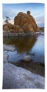 Watson Lake Arizona 14 Bath Towel