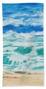 Wave  Hand Towel