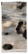 Weathered Driftwood Bath Towel