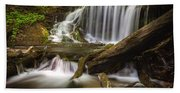 Weavers Creek Falls Bath Towel
