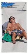Weekend At Bernies Bath Towel