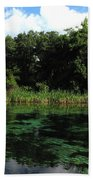 Weeki Wachee River Bath Towel