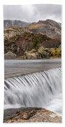 Weirs Rapids Snowdonia Bath Towel