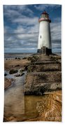 Welsh Lighthouse  Hand Towel